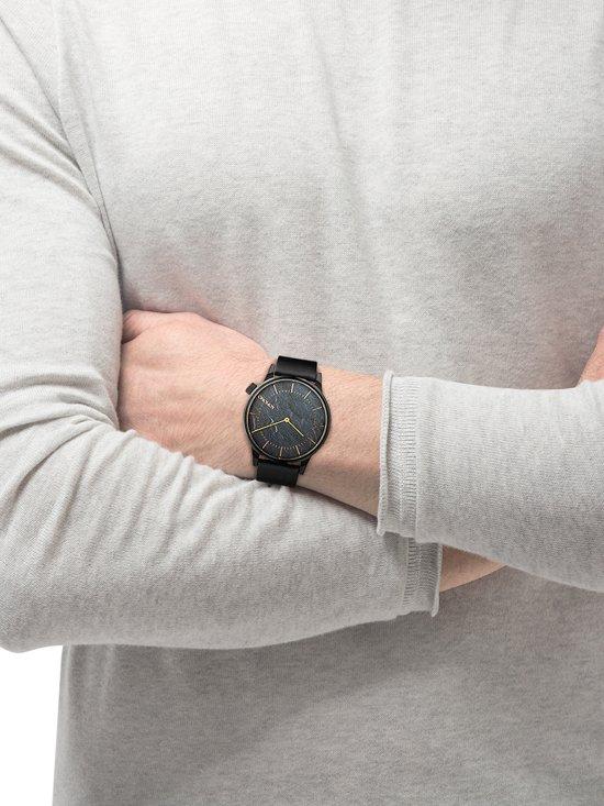 Komono Winston Pewter Horloge