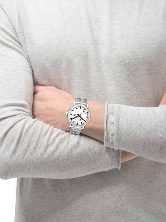 Mondaine Evo II Horloge