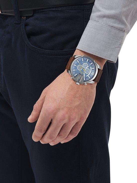 Diesel Mega Chief Horloge DZ4281