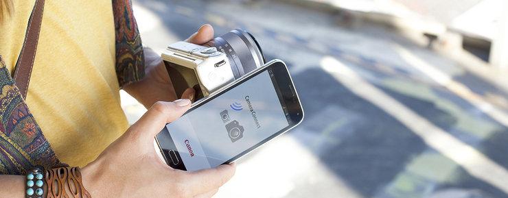Canon EOS M10 NFC