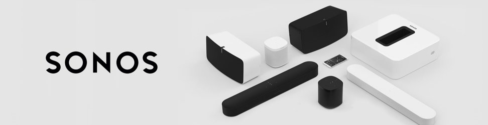 Sonos Smart Speakersystem