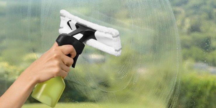Karcher Window Vac WV 2 schoonmaken
