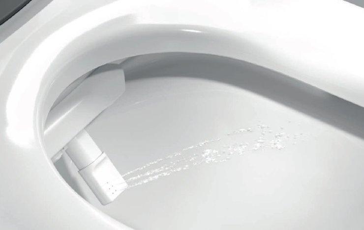 Hangend Toilet Afmetingen : Bol.com grohe sensia arena douche wc