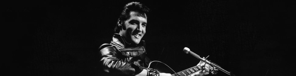 Elvis Presley, The King of Rock and Roll