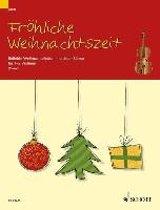 Fröhliche Weihnachtszeit für 1-2 Violinen