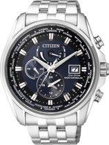 Citizen AT9030-55L - Horloge - 44 mm - Zilverkleurig