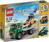 LEGO Creator Helikoptertransport - 31043