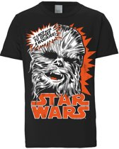 Logoshirt T-Shirt Chewbacca