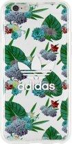 adidas Originals cover - Flower - voor Apple iPhone 6;Apple iPhone 6S