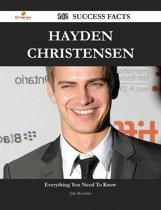 Hayden Christensen 142 Success Facts - Everything you need to know about Hayden Christensen