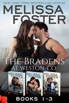 The Bradens, Weston, CO (Books 1-3 Boxed Set)