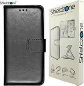 SHIELDZONE - hoesje voor  Apple iPhone 5s / 5 / SE - Zwart