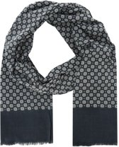 Profuomo sjaal woven scarft antra_ONESIZE, maat One size