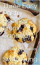 Three Easy Pastry Recipes From Canada