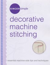 Singer Simple Decorative Machine Stitching