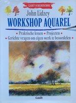 Gaade's schilderschool workshop aquarel
