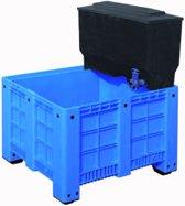 Aquaforte Opslag / Quarantainebak 600 liter + Opzetfilter 220 liter + UV-C unit 9 watt