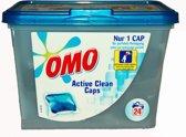 Omo wastabletten - Active Clean 24 wasbeurten