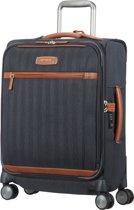 Samsonite Dlx Spinner Lite Reiskoffer/Handbagage - 55 cm - Blauw