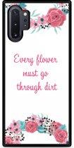 Galaxy Note 10 Plus Hardcase hoesje Every Flower