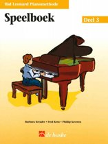 Speelboek De Hal Leonard Piano Methode 3