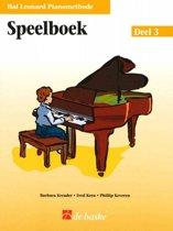 Speelboek De Hal Leonard Piano Methode 3