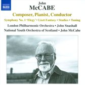 John Mccabe, Composer, Pianist And Conductor