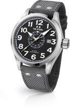 TW Steel Volante VS12 - horloge - heren - zilverkleurig - ⍉48
