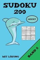 Sudoku 200 Leicht Mit L sung Band 5