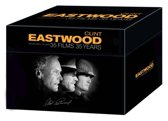 Clint Eastwood - 35 Films 35 Years At Warner Bros - 35 disc box
