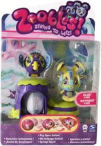 Spinmaster Zooblestwobles alick 332 &  raymond 333