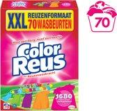 Color Reus Waspoeder Kwartaalverpakking - 70 wasbeurten - XXL Reuzenformaat