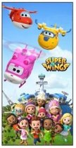 Super Wings strandlaken