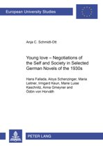 Young Love - Negotiations of the Self and Society in Selected German Novels of the 1930s