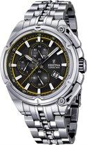 Festina F16881/7 horloge heren - zilver - edelstaal