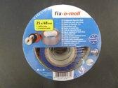Fix-o-moll powerband 25mx48mm + extra