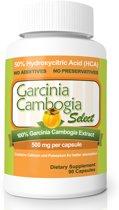 3 x Garcinia Cambogia plus 2 gratis - 5 x 60 capsules - Voedingssupplement