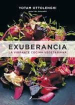 Boekomslag van 'Exuberancia. La Vibrante Cocina Vegetariana'