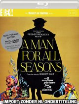 A Man For All Seasons (Masters Of Cinema) [Blu-ray & DVD]