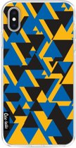 Casetastic Softcover Apple iPhone XS Max - Mixed Triangles