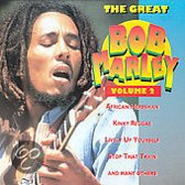 Bob Marley the Great, Vol. 2