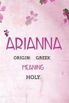 Arianna Greek Holy.