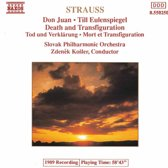 Strauss R.: Tod Und Verklarung