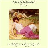 Actes et Paroles (Complete)
