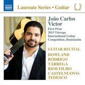 First Prize 2015 Tarrega Int.Guitar Comp
