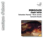Pergolesi: Stabat Mater / Jacobs, Hennig, Concerto Vocale
