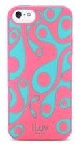 ILuv - Aurora Glow in the Dark Case - iPhone 5 / 5s - Roze