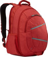 Case Logic Berkeley II - Laptop Rugzak - 15.6 inch / Rood