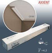 1 doos 10 Kroonlijsten Origineel Orac Decor CX160 AXXENT Plafondlijsten Sierlijsten 20 m