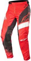 Alpinestars Crossbroek Racer Supermatic Red/Black/White-36